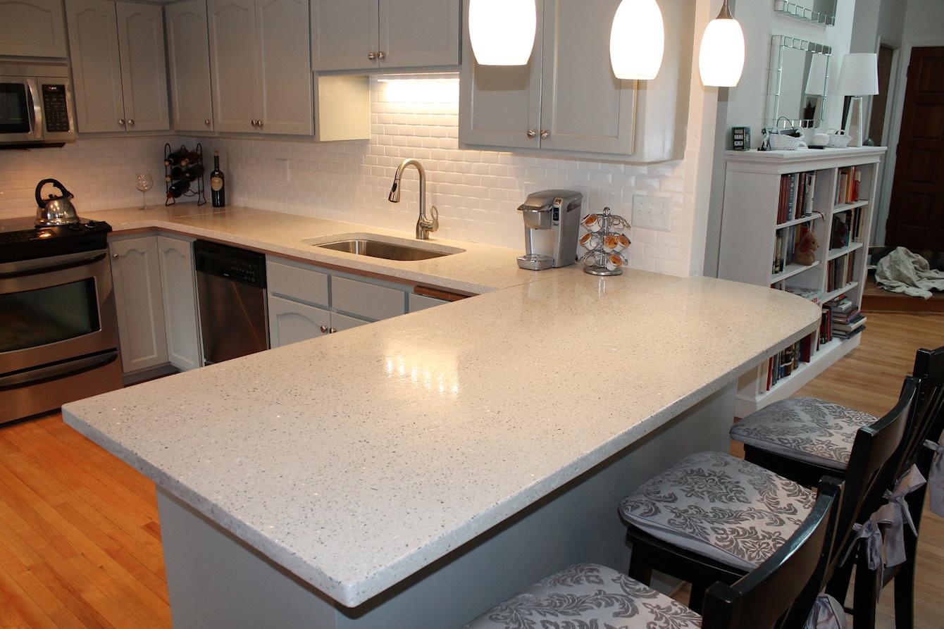 Betonbordplade - Find en st?rk og holdbar beton bordplade